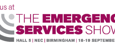 Emergency Services Show – 18/19 October