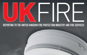 UK Fire magazine features TERRIFFIC project