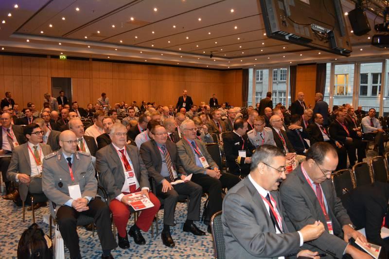 TERRIFFIC presented at Berlin International CBRN Symposium